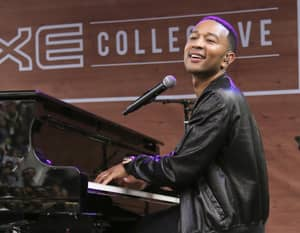 John Legend Has Perfect Response To Melania Trump's Plagiarism