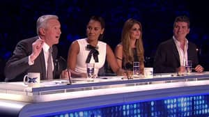 Mel B Calls Out Fellow 'X Factor' Judge Louis Walsh For Groping Her On TV