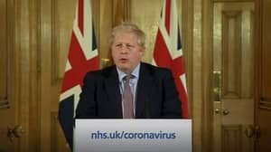 Boris Johnson Tells People With Coronavirus Symptoms To Stay At Home For 14 Days