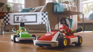 New Mario Kart Game Lets You Drive Around Your House