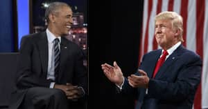 President Obama Goes Savage At Donald Trump Because He's A Lad