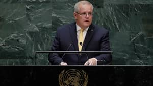 Scott Morrison Uses Landmark Address At The UN To Defend His Climate Change Record