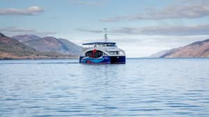 Sonar Detects Mysterious 30ft-Long Shape 500ft Beneath Loch Ness