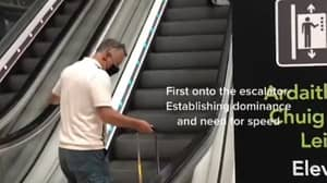 TikToker's Hilarious Video Of Dad In 'Airport Mode' Goes Viral