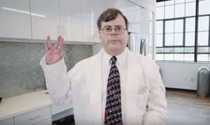 Scientist Claims He Has Found The Cure To All Diseases On Earth
