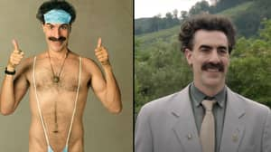 Borat 2 Wins Best Comedy Film At The Golden Globes