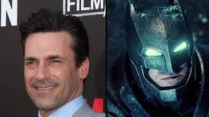 Jon Hamm Wants To Replace Ben Affleck As Batman