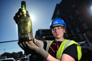 200-Year-Old Boozer Discovered In Manchester City Centre