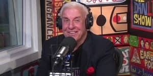 Ric Flair Talks About Him And André The Giant Going Out On The Sesh