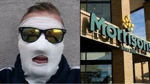 Man Covered In Boils Humiliated After 'Being Told To Remove Facial Bandages'