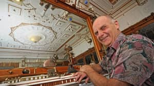DIY-Obsessed Pensioner Turns Council Flat Into Palace Of Versailles