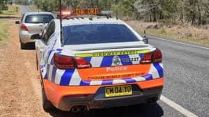 Man Cops 33 Demerit Points In A Single Police Stop In Sydney