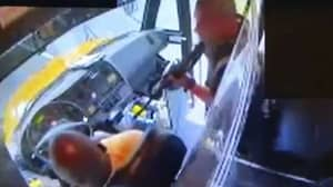 Children End School Bus Hijacking By 'Asking Lots Of Questions'