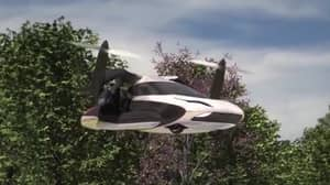 World's First Flying Car To Go On Sale Next Month