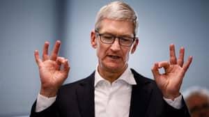Apple CEO Tim Cook Just Got A Massive Bonus
