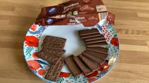 Mum Opens Aldi Bourbons To Find None Of Them Were Filled With Chocolate Cream