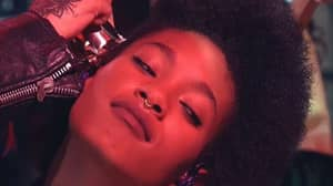 Willow Smith Shaves All Her Hair Off On Stage
