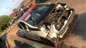 A&E Nurse Finished 12-Hour Shift To Find Car Stripped Of Almost Every Part