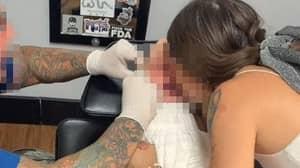 Mum Sparks Debate After Posting TikTok Video Of Her Baby's Ears Being Pierced
