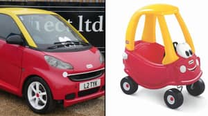 You Can Own A Grown-Up Version Of Iconic Little Tikes Kids' Car