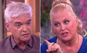 Kim Woodburn Lashes Out At Phillip Schofield Over Her CBB Appearance