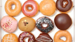 Police Officer Could Be Dismissed For 'Swapping Barcode' On Krispy Kreme Box