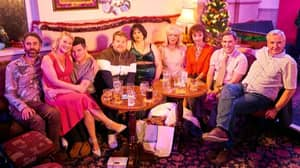 The First Official Photo From The Gavin And Stacey Christmas Special Is Bringing The Festive Joy