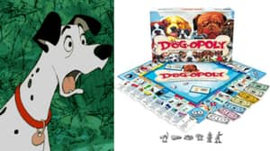 Dog Monopoly Exists And Oh, Look, All Your Money's Gone