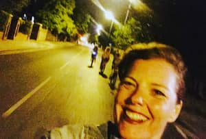 Mother Of Two Took Selfie On Her Bike Moments Before Fatal Accident