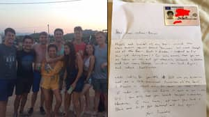 LAD Gets Lost ID Sent Back To Him With Incredible Letter
