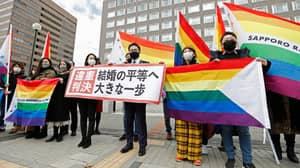 ​Japanese Court Rules Same-Sex Couples Being Unable To Marry Is 'Unconstitutional'