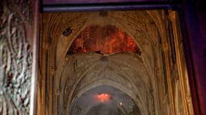 French President Says 'We Will Rebuild It' Following Devastating Notre Dame Blaze