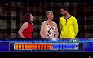 People Are Convinced Yesterday's Episode Of 'The Chase' Was Fixed