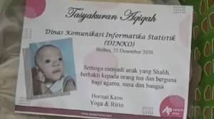Father Names Newborn Son 'Department Of Statistical Information'
