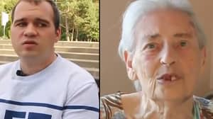 Russian Man Fined For Kicking A Man Attacking 88-Year-Old Woman