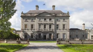 There's A Mansion in Co. Laois For Sale If You've Got A Spare €20 Million?