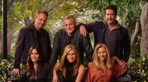 The Trailer For Friends: The Reunion Has Dropped
