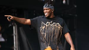 KSI Laughs As He Accidentally Says 'Black People' Instead Of Blackpool Twice During Performance