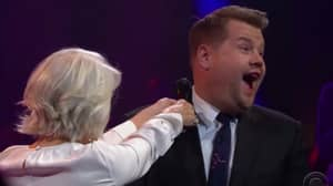 James Corden Is Homesick And Could Be Leaving America