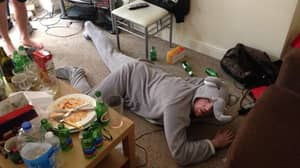 Winners Of The UK's Most Outrageous Hangover Competition Have Been Announced