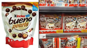 Kinder Bueno Pearls Exist And They Look Amazing