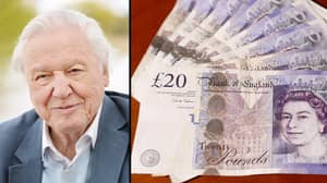 Brits Want Sir David Attenborough To Be The Face Of The New £20 Note