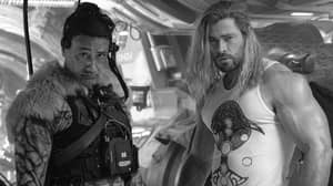 Fans Are Questioning Whether Chris Hemsworth's Arm Is Real In New Photo