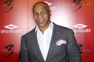 Here's The Reason Behind Mike Tyson's Face Tattoo
