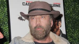 Nicolas Cage Says He Will 'Never' Retire From Acting