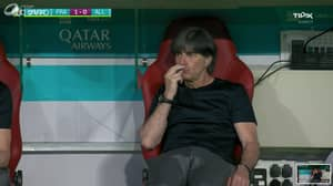 Fans Think They Caught Germany Manager Joachim Löw Sniffing His Fingers Again