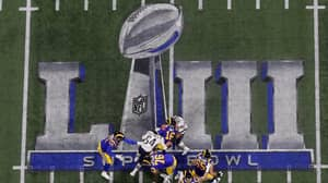 New England Patriots Beat Los Angeles Rams To Win Super Bowl LIII