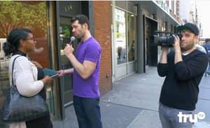 Prankster Tells Public That Seth Rogan's Dead While He Films Their Reactions