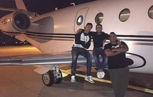 Cristiano Ronaldo's Private Jet Has Crashed In Barcelona