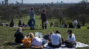 UK Set For Mini-Heatwave This Weekend With Highs Of 20°C